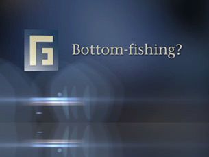 Financial Graphs: Bottom-Fishing