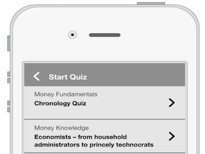 Die Quizze des MoneyMuseums