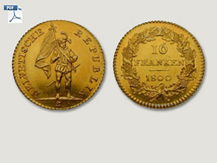 Coins of the Helvetic Republic