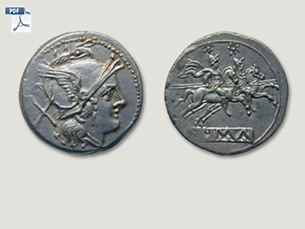 The Denarius - the Main Roman Currency
